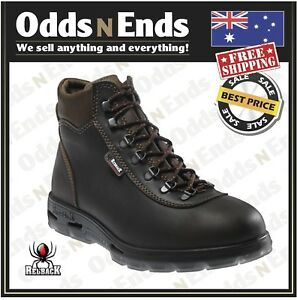 2ba62a25972 Details about Redback UEPU Everest Hiking Work Boots Soft Toe - AUSTRALIAN  MADE