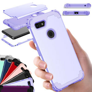 For-Google-Pixel-3-3-XL-Shockproof-Rugged-Hard-Bumper-Protection-Cover-Case