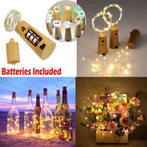15-20-LED-Cork-Shaped-String-Fairy-Night-Light-Wine-Bottle-Lamp-Party-W-Battery