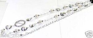 a24a700afe9d Accessoire, Ceinture bijoux, perles et strass transparent. Bijoux ...