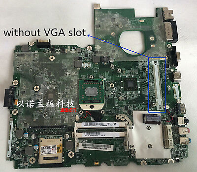 "Acer Aspire 6530 6530G AMD laptop Motherboard,DA0ZK3MB6F0,without VGA slot  /""A/"""