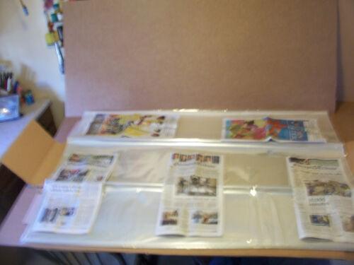 10 PCS 60 x 40  ACID FREE ART POSTER PRINT ARCHIVAL STORAGE CELLOPHANE ENVELOPE
