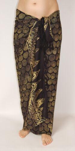 géant sélection sari wickeltuch paréo jupe portefeuille tenture murale Chiffon sa 250 Sarong