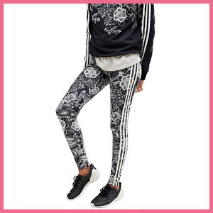 Adidas 12 Florido Leggings New 694 Originals 10 Size Uk Floral Company 8 Farm qw4Fnfq1
