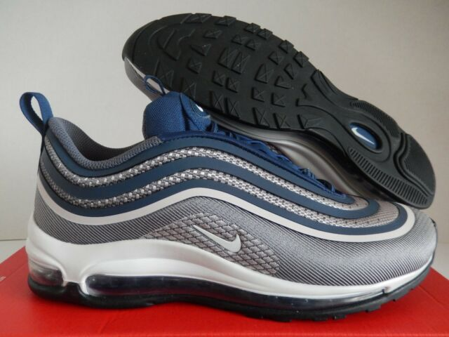 NIKE AIR MAX 97 UL 17 (GS) CARBON NAVY ROSE SZ 7Y WOMENS SZ 8.5 [917999 003]