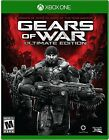 Gears Of War: Ultimate Edition (Microsoft Xbox One, 2015) FREE SHIPPING