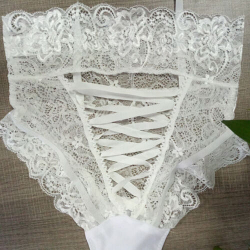 Women/'s Underwear Lace G-string Briefs Panties Intimates Thong Lingerie Knickers