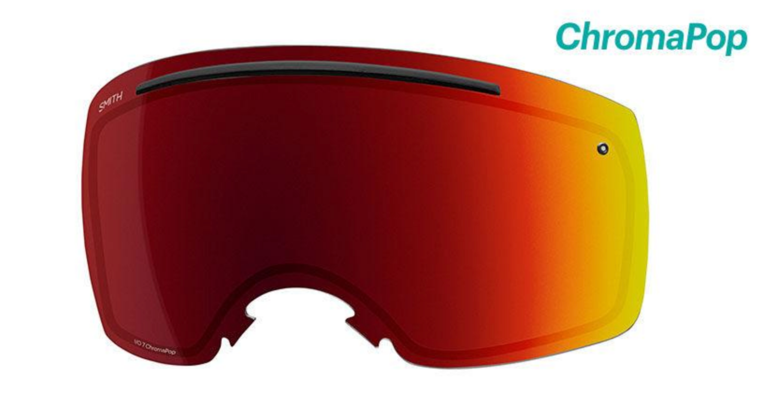 NEW Smith SHIPPING I/O7 Goggles Replacement Lens-Chromapop Sun ROT-SAME DAY SHIPPING Smith 695e64