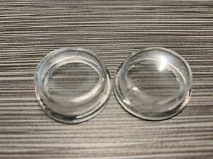 Details about Onewheel V1 Plus XR - 2 Clear Silicon Power Switch Button  Covers Plugs Caps