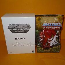 2013 MATTEL MOTU HE-MAN MASTERS OF THE UNIVERSE CLASSICS HORDAK SPIRIT MOC BOXED