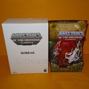2013 Mattel Motu Maîtres de l'Homme de l'Univers Classics Hordak Spirit Moc Boxed 746775206741
