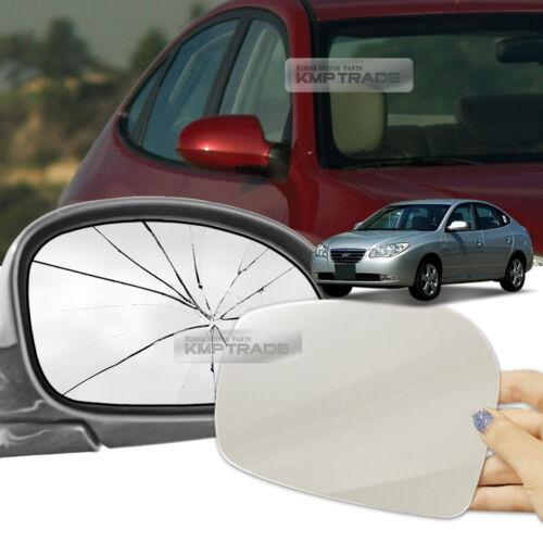 Car Side Mirror Replacement LH RH 2P for for HYUNDAI 2007 08 09 10 Elantra HD