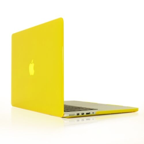 "YELLOW Crystal Hard Case Cover for NEW Macbook Pro 15/"" A1398 with Retina display"