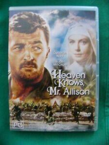HEAVEN-KNOWS-MR-ALLISON-Region-4-DVD-Deborah-Kerr
