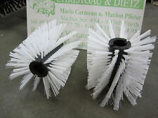 Agria Comfort Cleanstar Kehrwalze Kehrwalzen Satz(2stück) Kehrmaschine Einachser