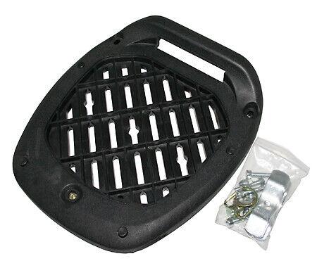 Motorradkoffer SHIN YO Grundplatte für Top Case ROME VENEZIA base plate for