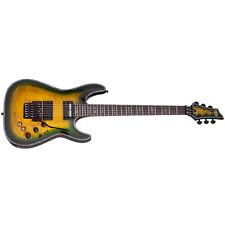 Schecter Hellraiser Passive C-1 FR S Sustainiac Floyd Rose Guitar Dragon Burst