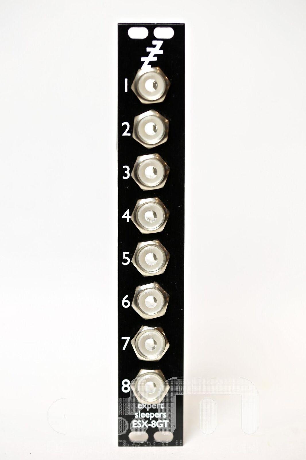 Expert Sleepers ESX-8GT mk3   Eurorack Modul  Neu Detroit Modular]
