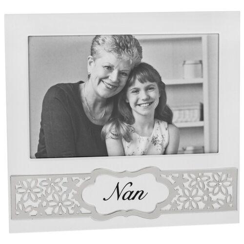 "Nan daisy fleurs sentiment cadre photo 6x4/"" charmant cadeau neuf 24288"
