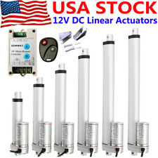 1000n Linear Actuator Heavy Duty 8 18 14mms High Speed 12v Dc Putter Motor At
