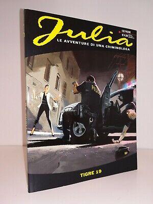 ITALIANO NUOVO #MYCOMICS Tigre 19 Sergio Bonelli Editore Julia N° 255