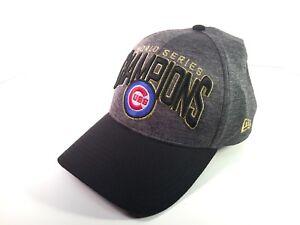 69839d9b6d1 Chicago Cubs World Series Champions 2016 New Era Hat Cap Locker Room ...
