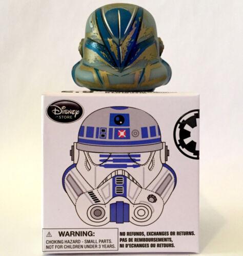 New STAR WARS LEGION DROID AZ-3 BLUE Stormtrooper Helmet Disney Vinylmation