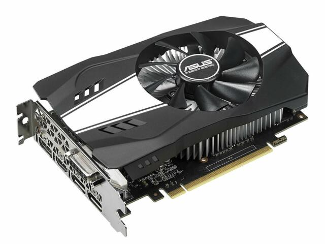 Asus GTX 1060 3GB Phoenix Edition Video Card PH-GTX1060-3G GPU HDMI, DP, DVI