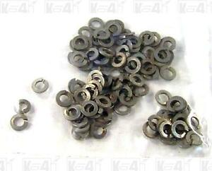 Miniature-Hardware-Parts-Pack-of-100-Small-2-Split-Lock-Washers-2-56-Size