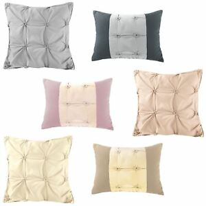 Jones-Confection-Cotton-Blend-Embellished-Embroidered-Sofa-Bed-Cushion-Cover