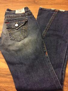 Jeans 503 31x33 Woodstock Usa Joey Religion di a da 26; donna True 04 zampa Sz r6HqRr