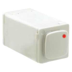 Details about HPM ARTEOR 2-WIRE PUSH BUTTON DIMMER MECHANISM 240V Overload  Protection WHITE