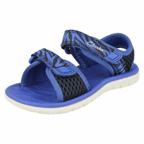 Childrens Clarks Casual Sandals Surfing Tide T 20