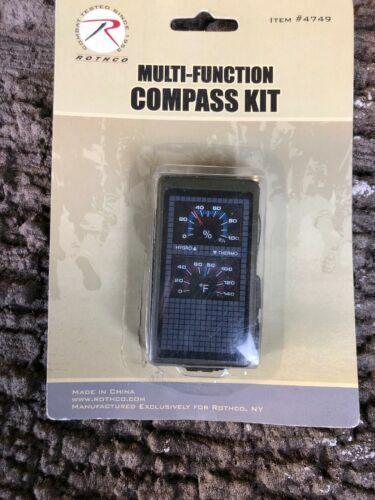 Scouting Hunting Camping Survival Metal Lensatic Luminous Dial Compass 399