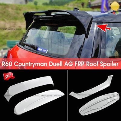 For 05-08 Subaru Legacy JDM Style FRP Unpainted Rear Duckbill Spoiler Wing BL