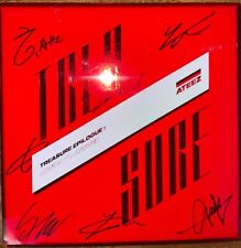 Ateez Treasure Epilogue Action to Answer 2ver Set CD P.book Sticker Card Film