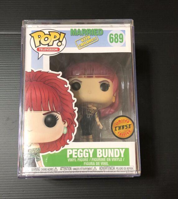 FUNKO POP Peggy Bundy 689 32221 MARRIED WITH CHILDREN TV