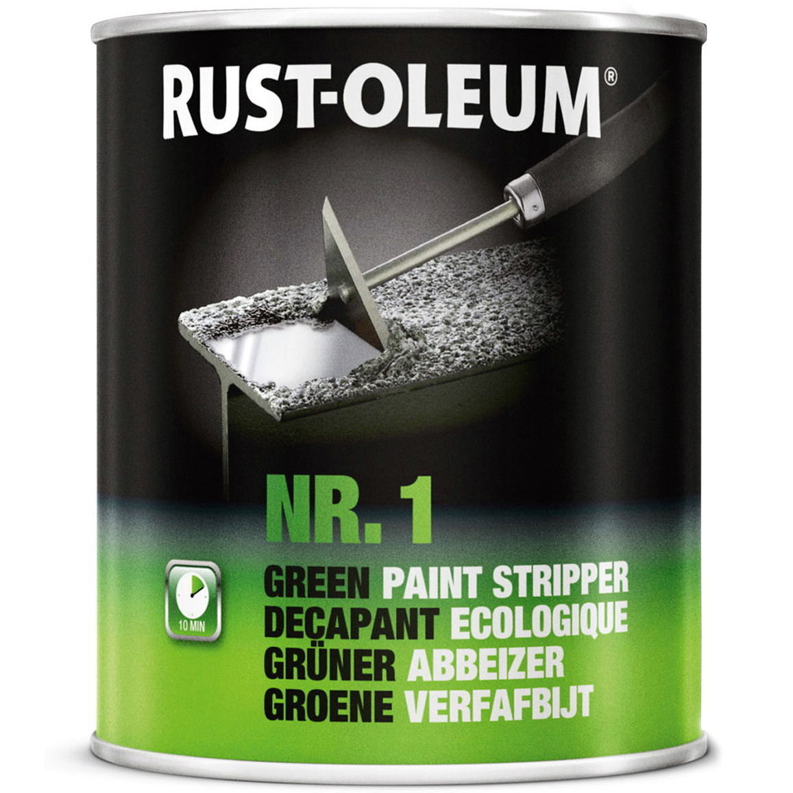 2.5L Rust-Oleum Nr.1 Grün Paint Stripper In Minutes Removes Glue 99% Bio