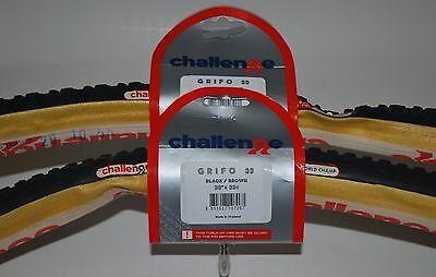 Challenge Grifo PRO cyclocross tubular 700 x 33 2 tires