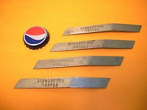 Details about Jet engine strip seal for J79, J85, T58, T64 105B1880P2 by  G E