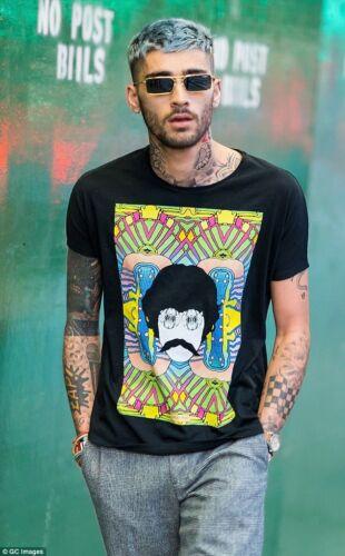 WRANGLER x PETER MAX T-SHIRT Zayn Malik Wore Gigi Hadid/'s Tees XS//S//M//L