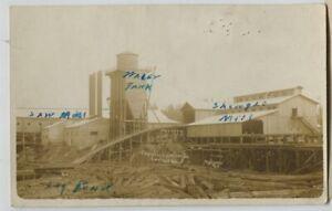 1910-era-Carlisle-Washington-Saw-Mill-Real-Photo-Postcard-RPPC