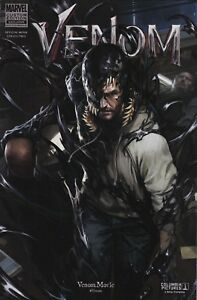 Venom-Movie-Comic-Marvel-Custom-Edition-Exclusive-Collectable-Tom-Hardy-Odeon