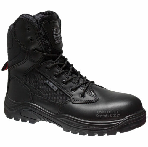 Shoes GROUNDWORK MILITARY COMBAT SAFETY