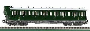 Piko H0 53217: Abteilwagen Abb Kssteb,1 Classe 2 Epoque I Avec Guérite De Frein