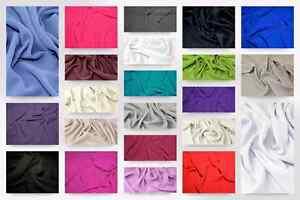 Heavy Triple Crepe Dress Fabric (TripleCrepe-M)