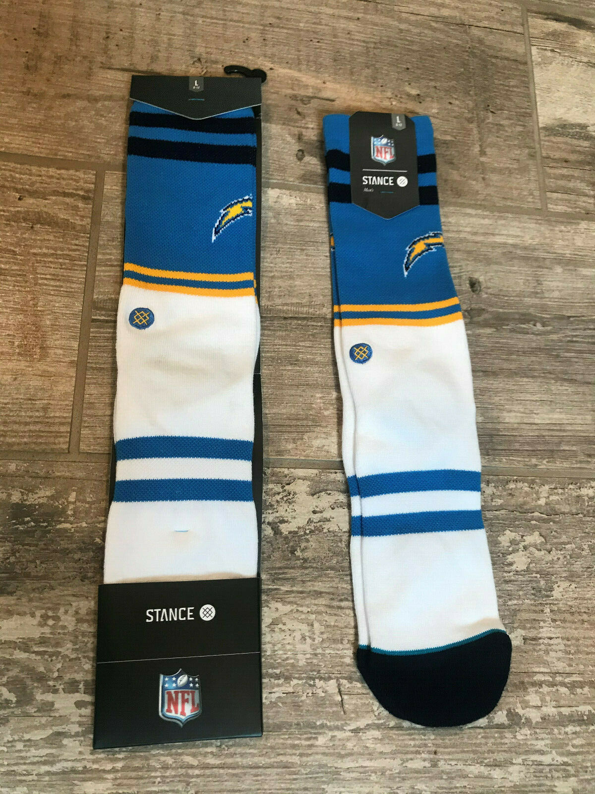 Stance Mens NFL Chargers Logo