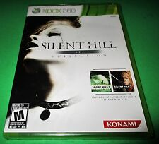 Silent Hill HD Collection Microsoft Xbox 360 *Factory Sealed! *Free Shipping!