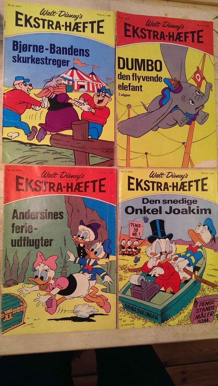 Andersines Album anders and ekstra hæfte,
