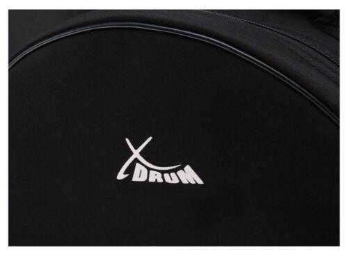 Neu 5-Teile Schlagzeug Taschen Gigbag Case Bassdrum Tom Backen Drum Soft Bag